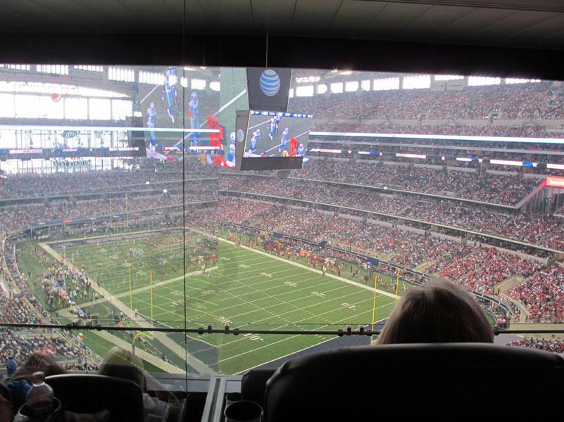 Star Level Suite View