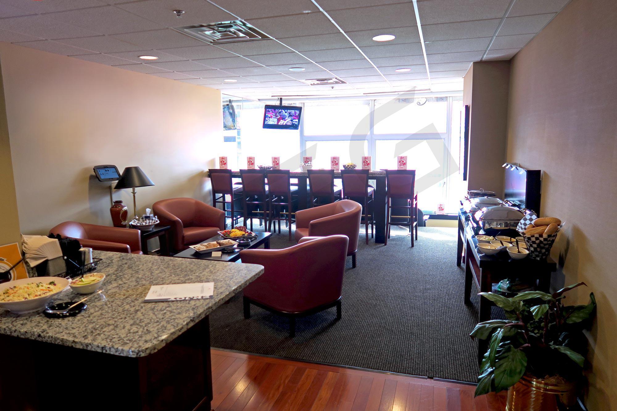 Washington Redskins Suite Rentals | FedEx Field | Suite ...