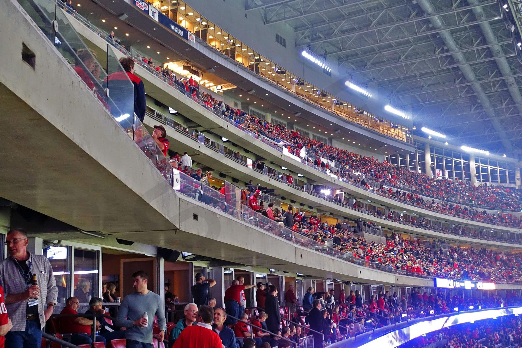 NRG Stadium Suites