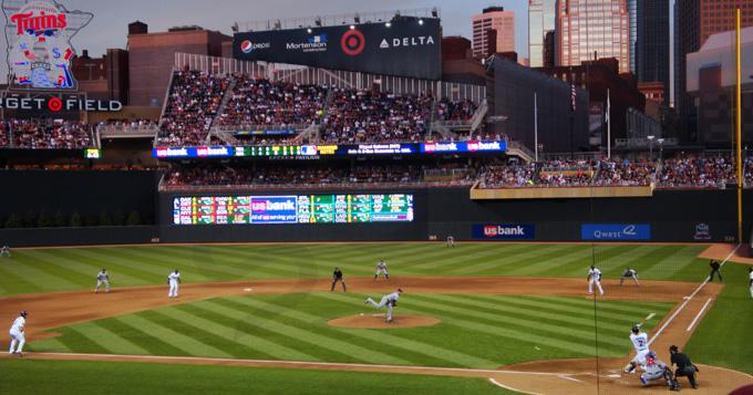 Minnesota Twins Suite Rentals Target Field