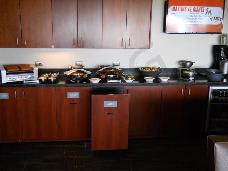Premium In-Suite Catering