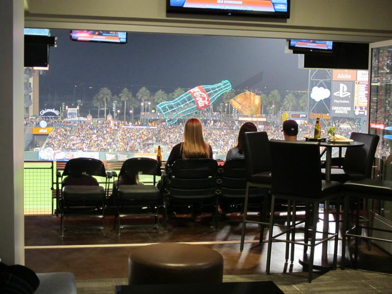 San Francisco Giants Suite Rentals At Amp T Park Suite