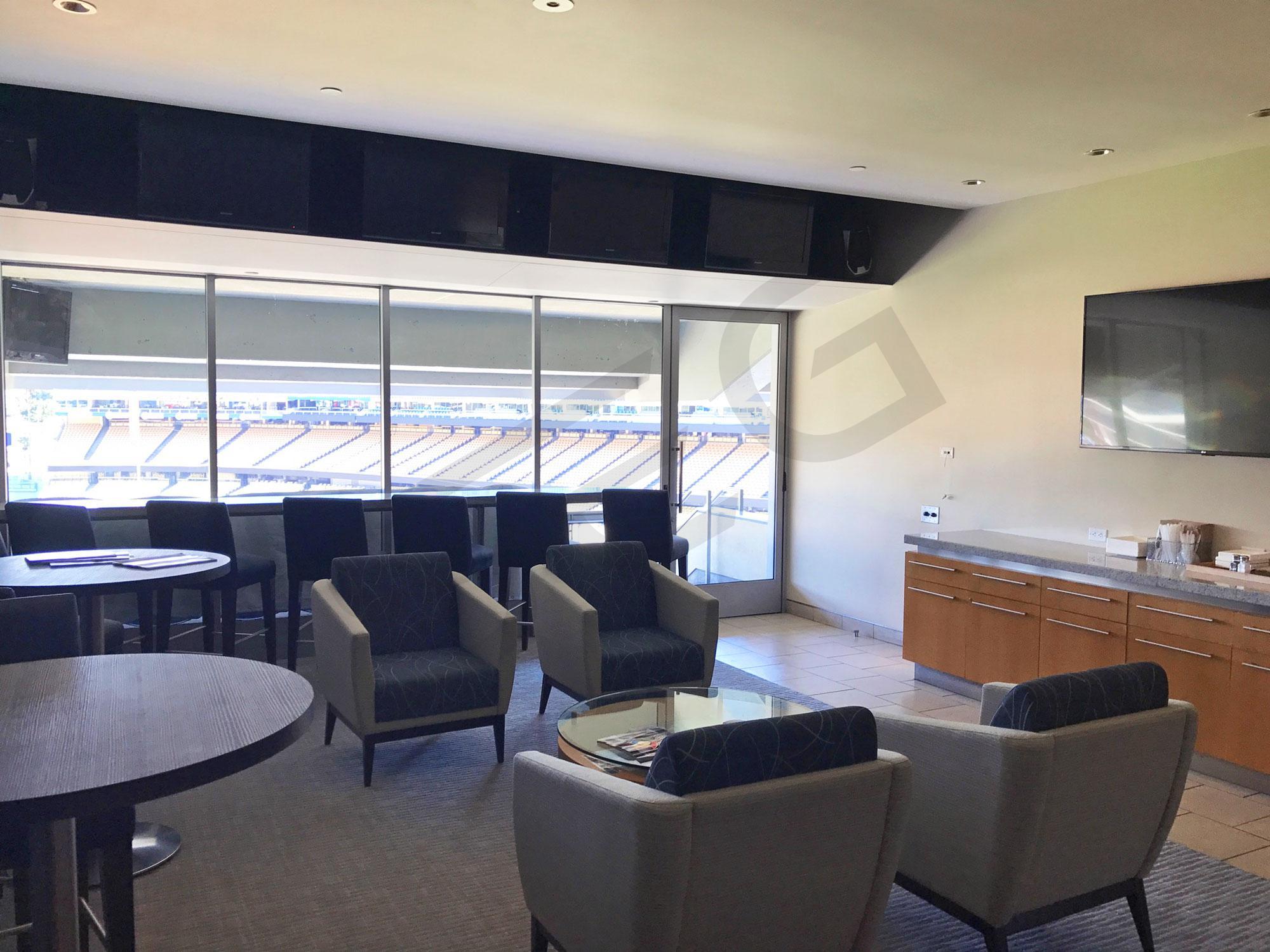 BMW Club Suite Interior