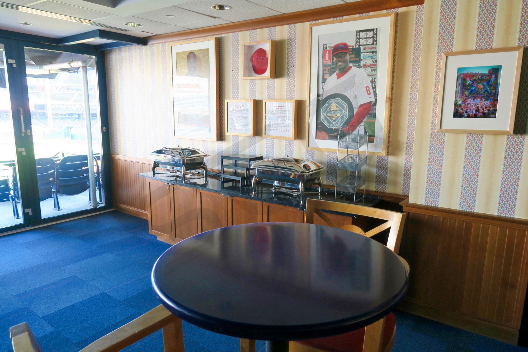 EMC Suite Interior