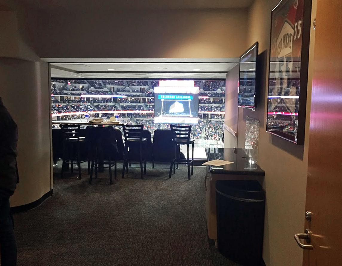 Pepsi Center: Denver Nuggets Suite Rentals