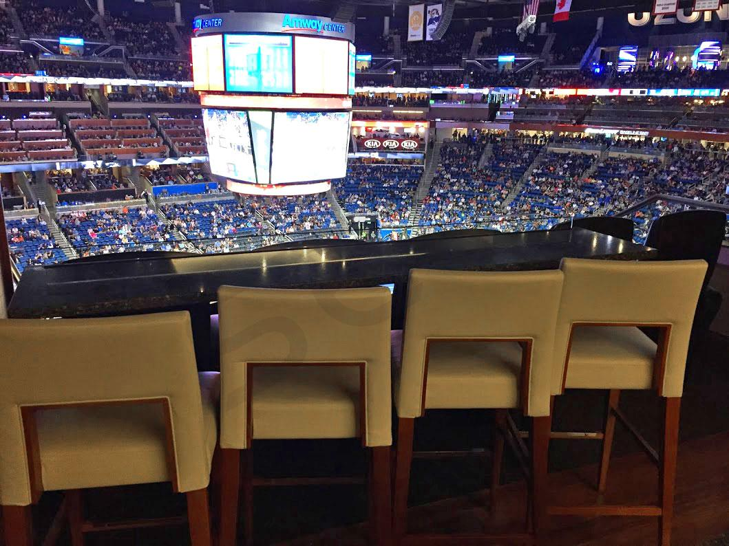 Presidents Suite View