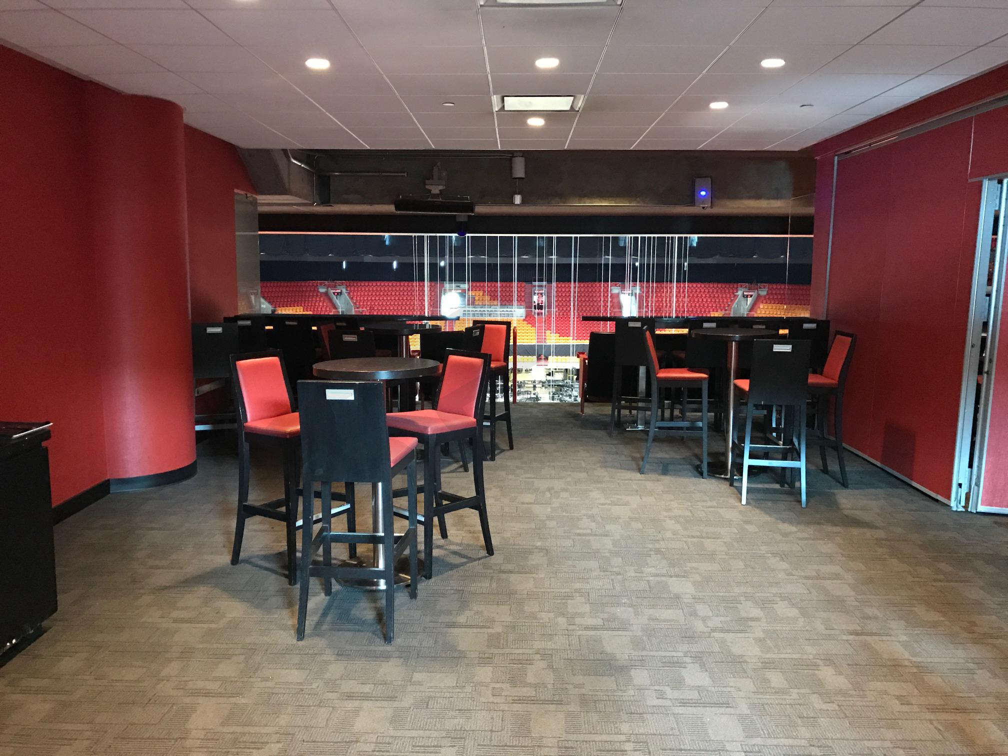 Miami Heat Suite Rentals American Airlines Arena Suite