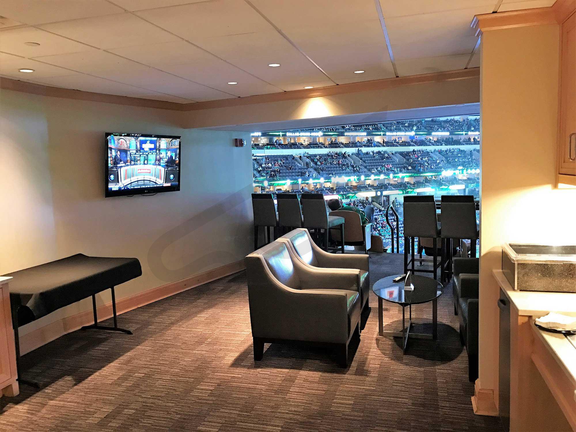 Platinum Suite Interior
