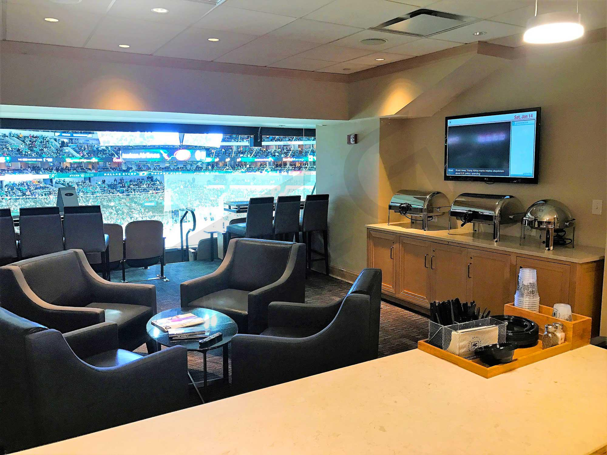 Flagship Suite Interior