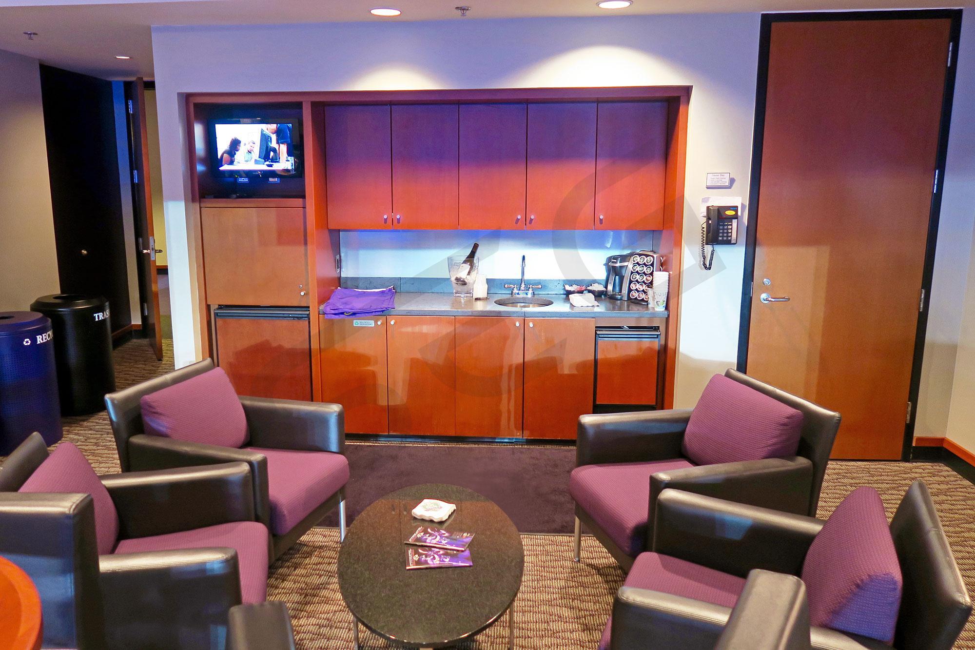 300 Level Suite Interior