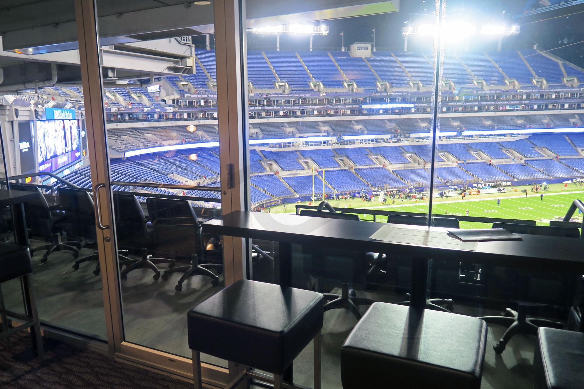 300 Level Suite View