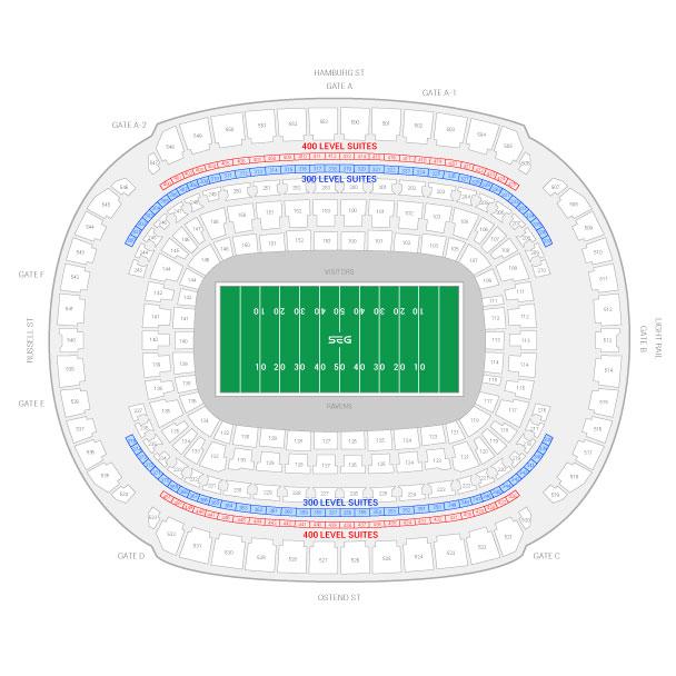 Baltimore Ravens Suite Rentals MT Bank Stadium Suite Experience