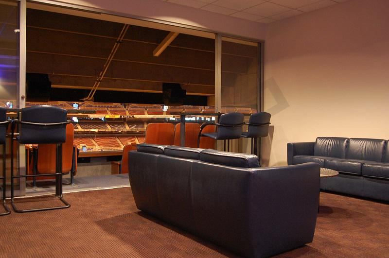 Edward Jones Dome Private Luxury Suite