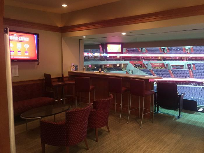 Washington Capitals Suite Rentals Verizon Center Suite