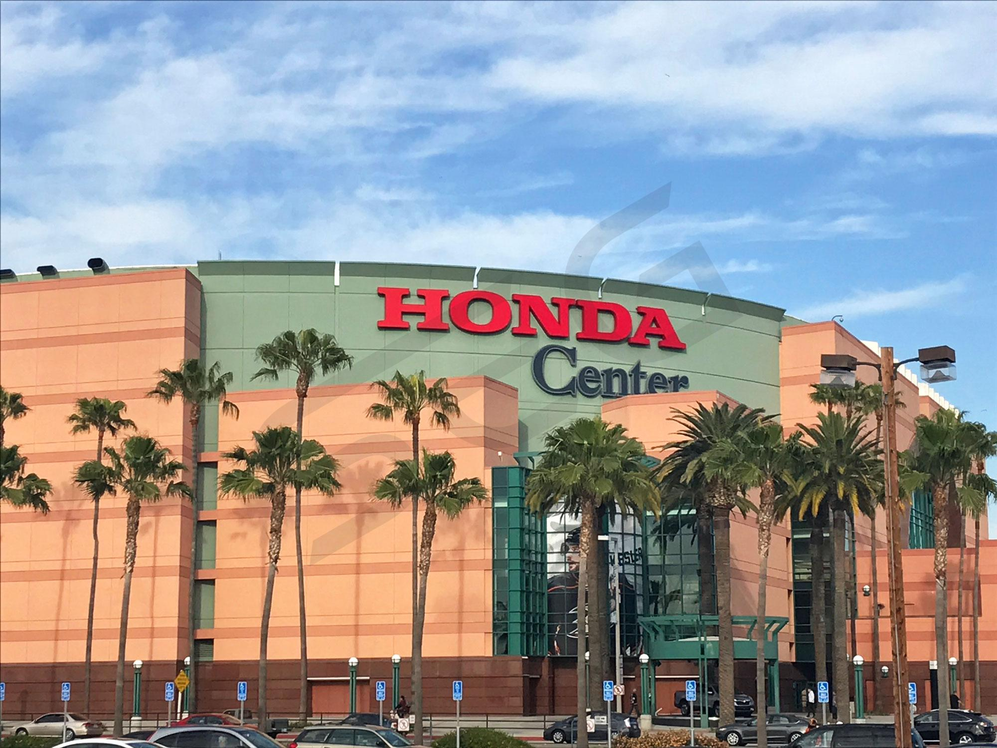 Anaheim ducks suite rentals honda center suite for Honda of downtown
