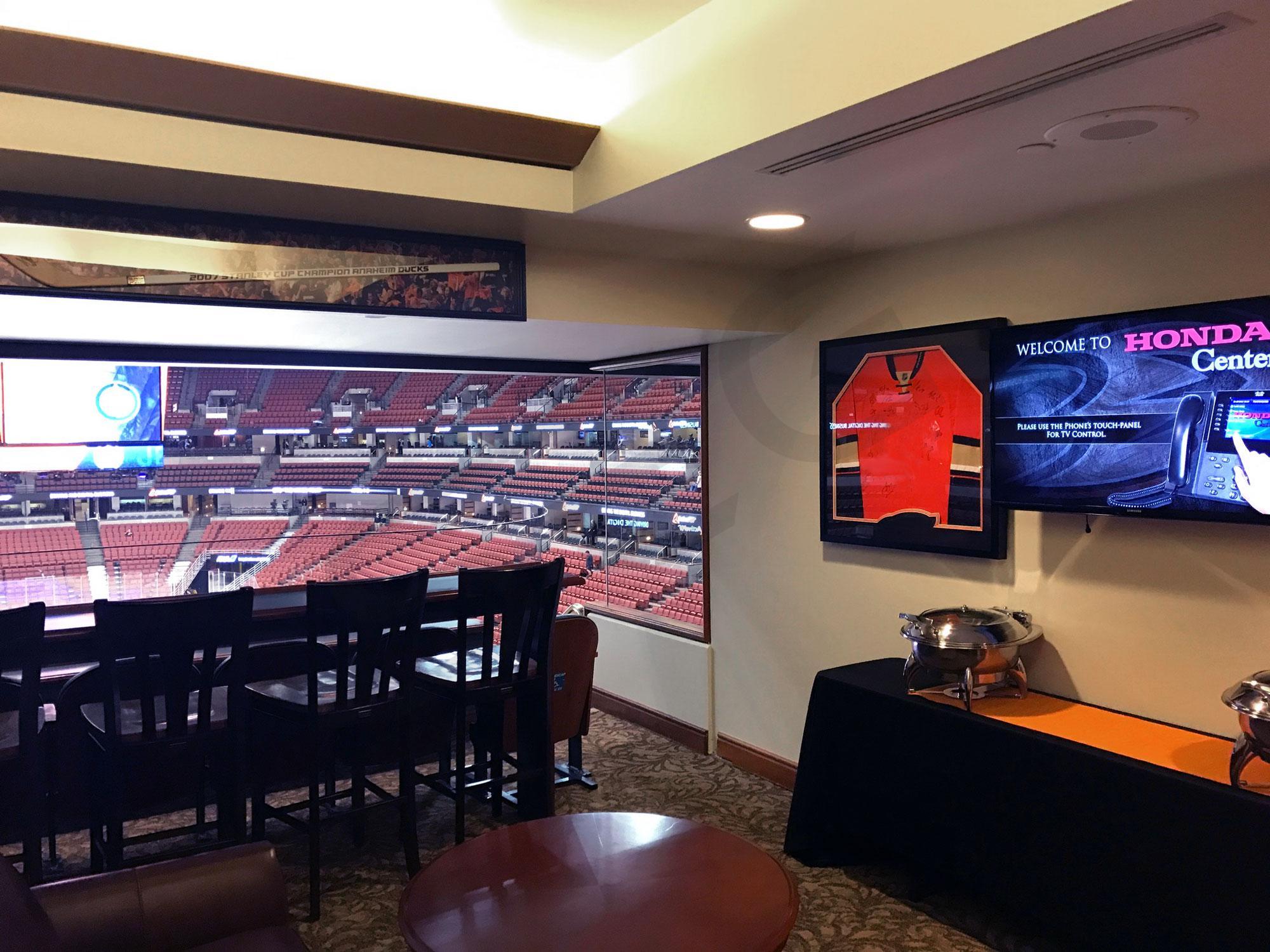 Club Level Suite Interior