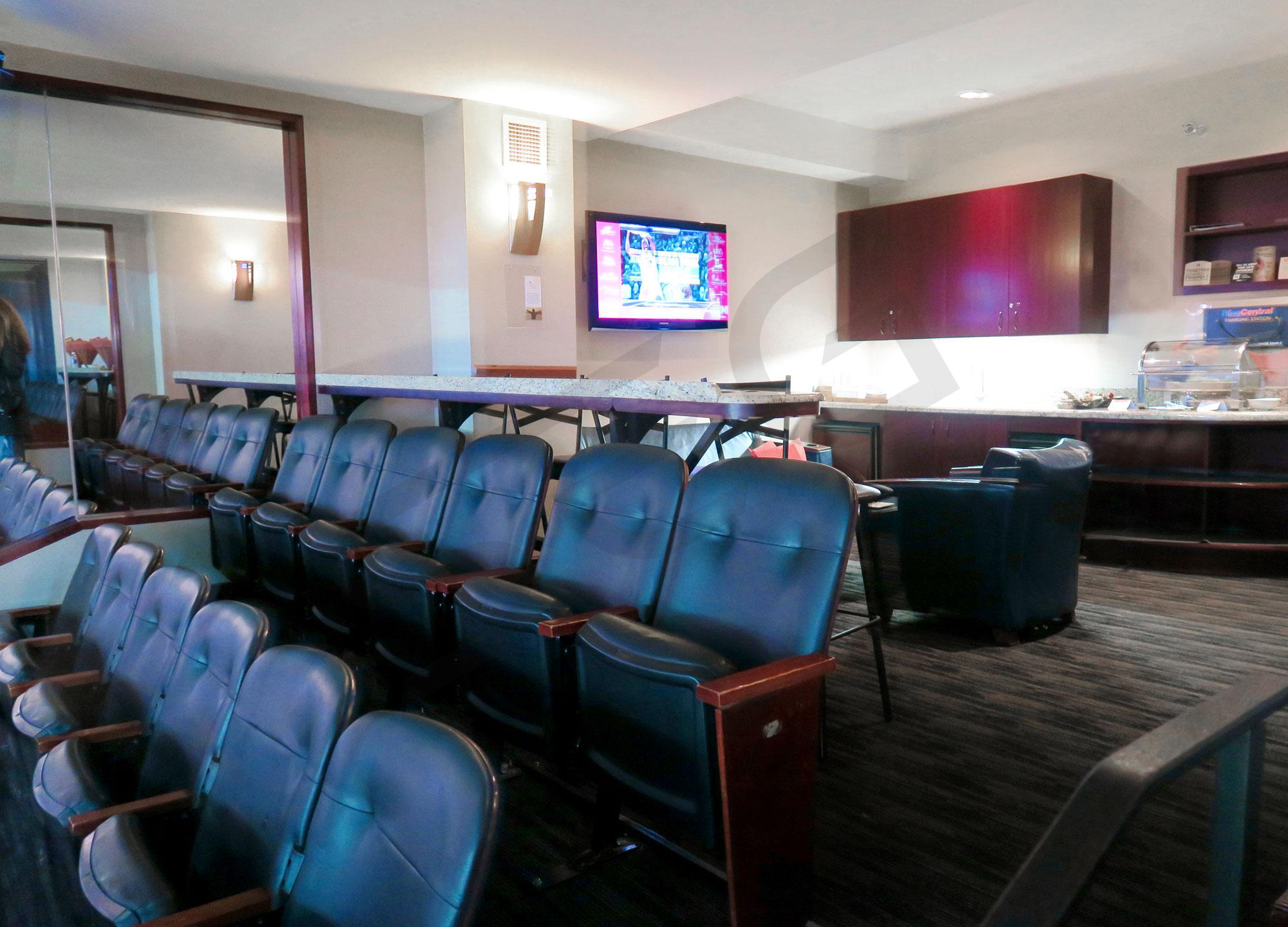 Concourse Level Suite Seating
