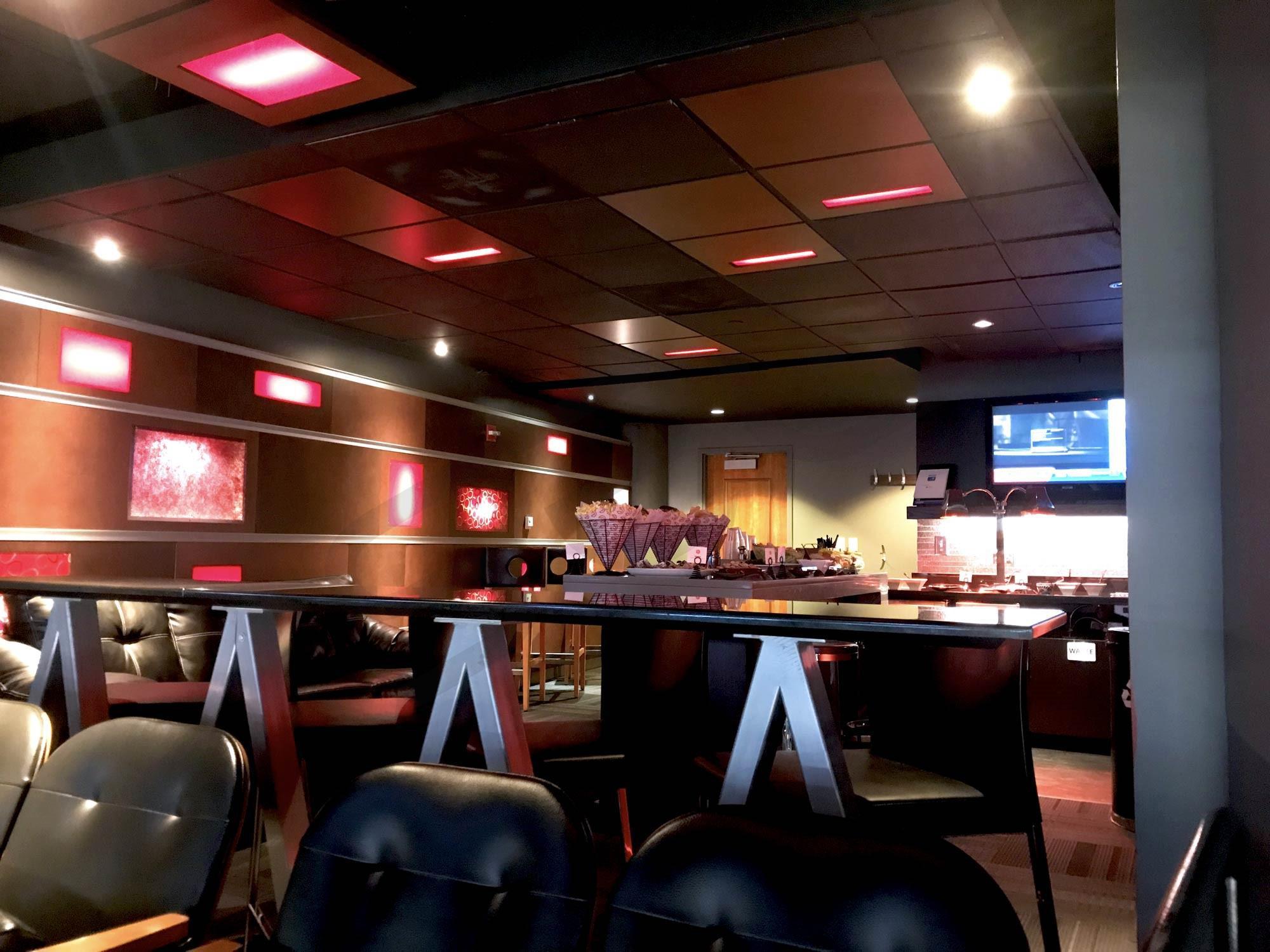 Atlanta hawks suite rentals state farm arena suite - Interior design colleges in atlanta ga ...