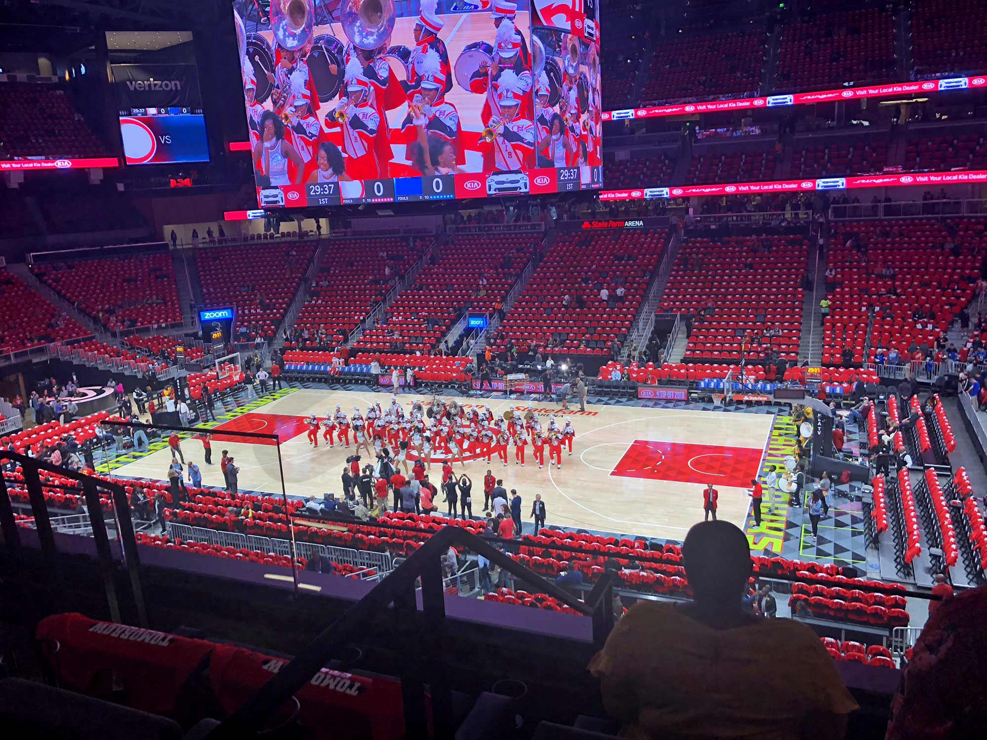 atlanta hawks suite rentals state farm arena formerly philips