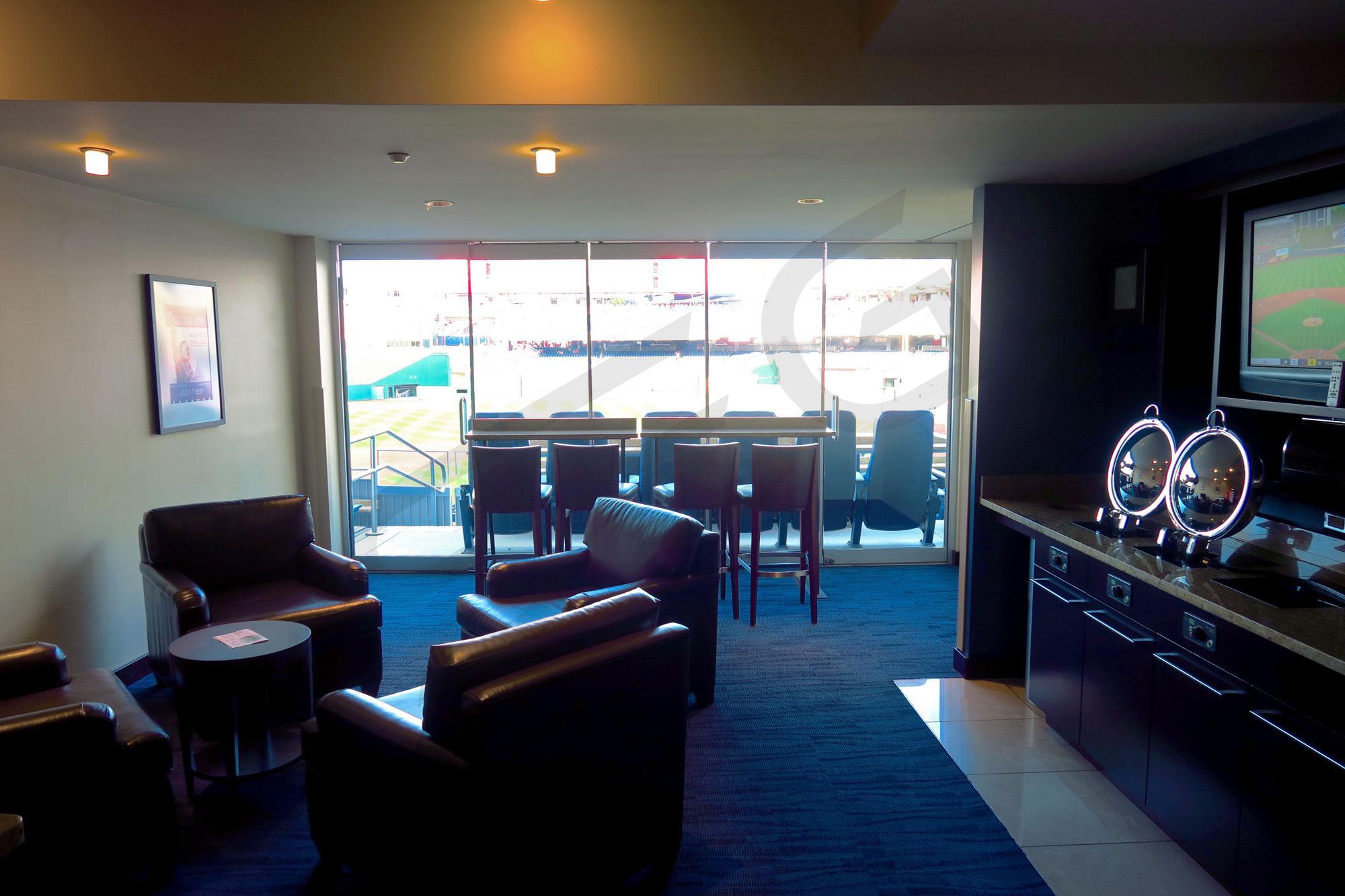 Washington Suite Interior