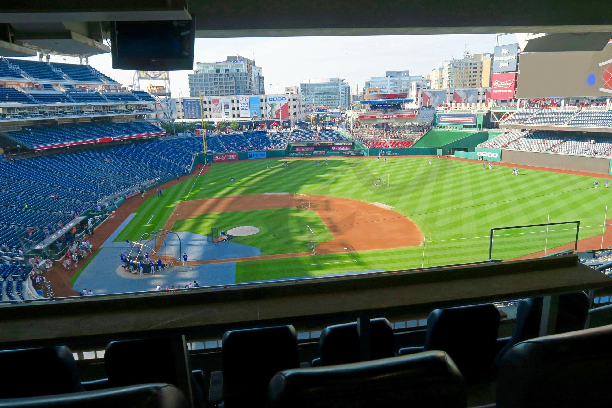 Jefferson Suite View