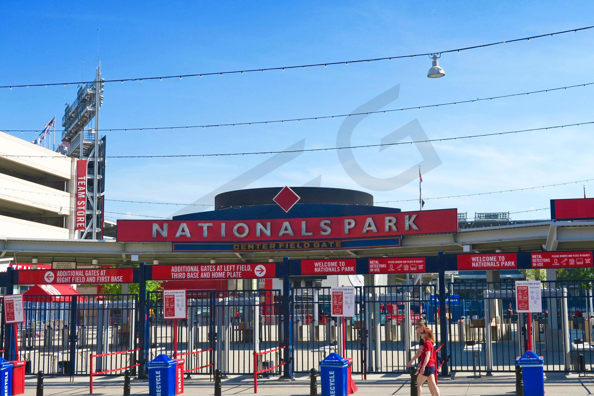 Center Field Gate