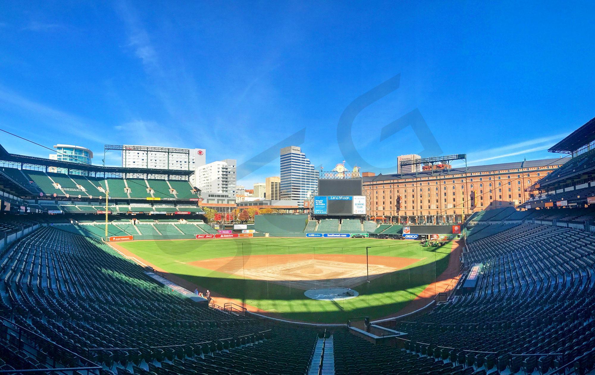 Baltimore Orioles Suite Rentals Oriole Park At Camden