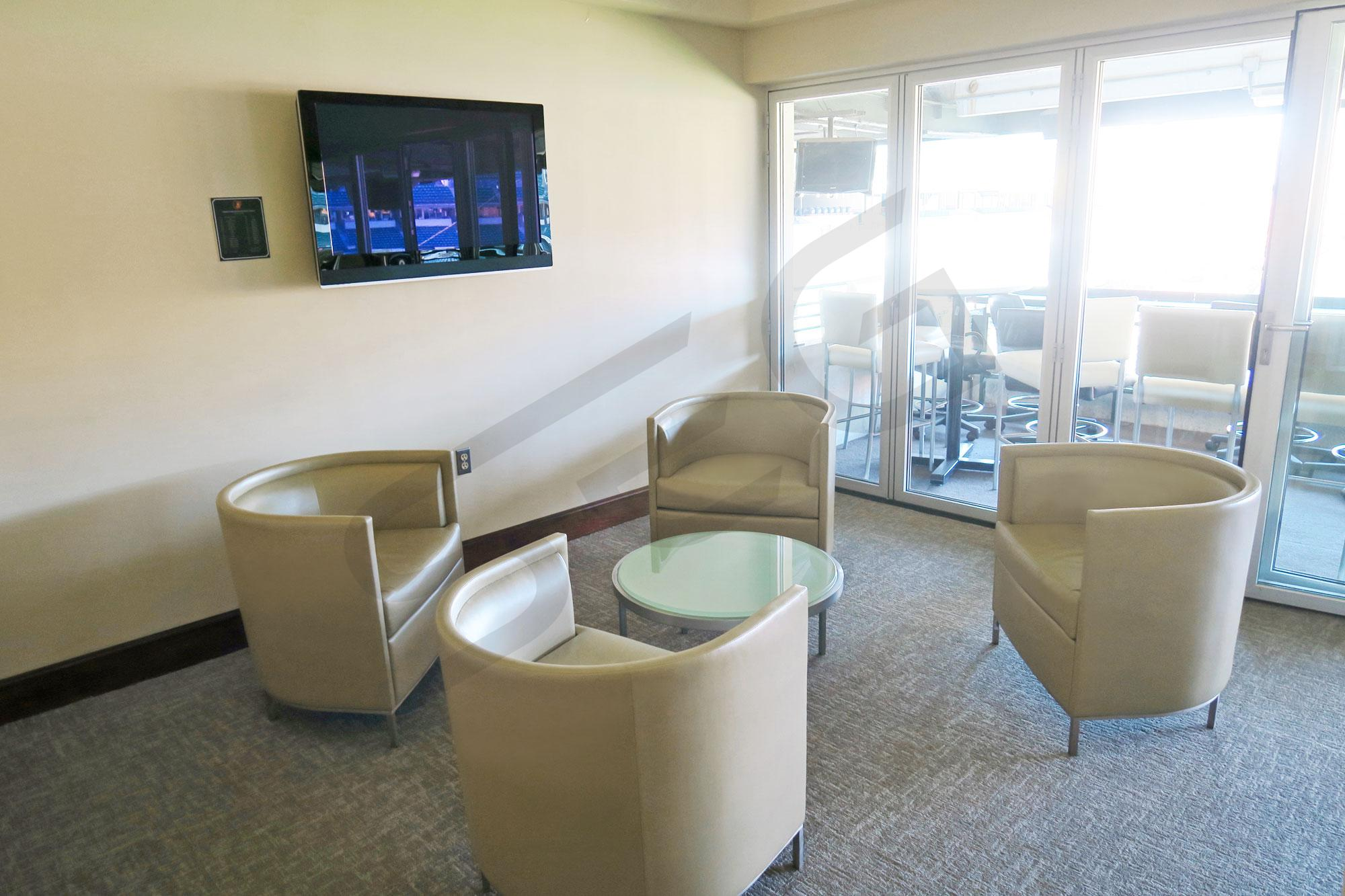 Club Level Suite Interior