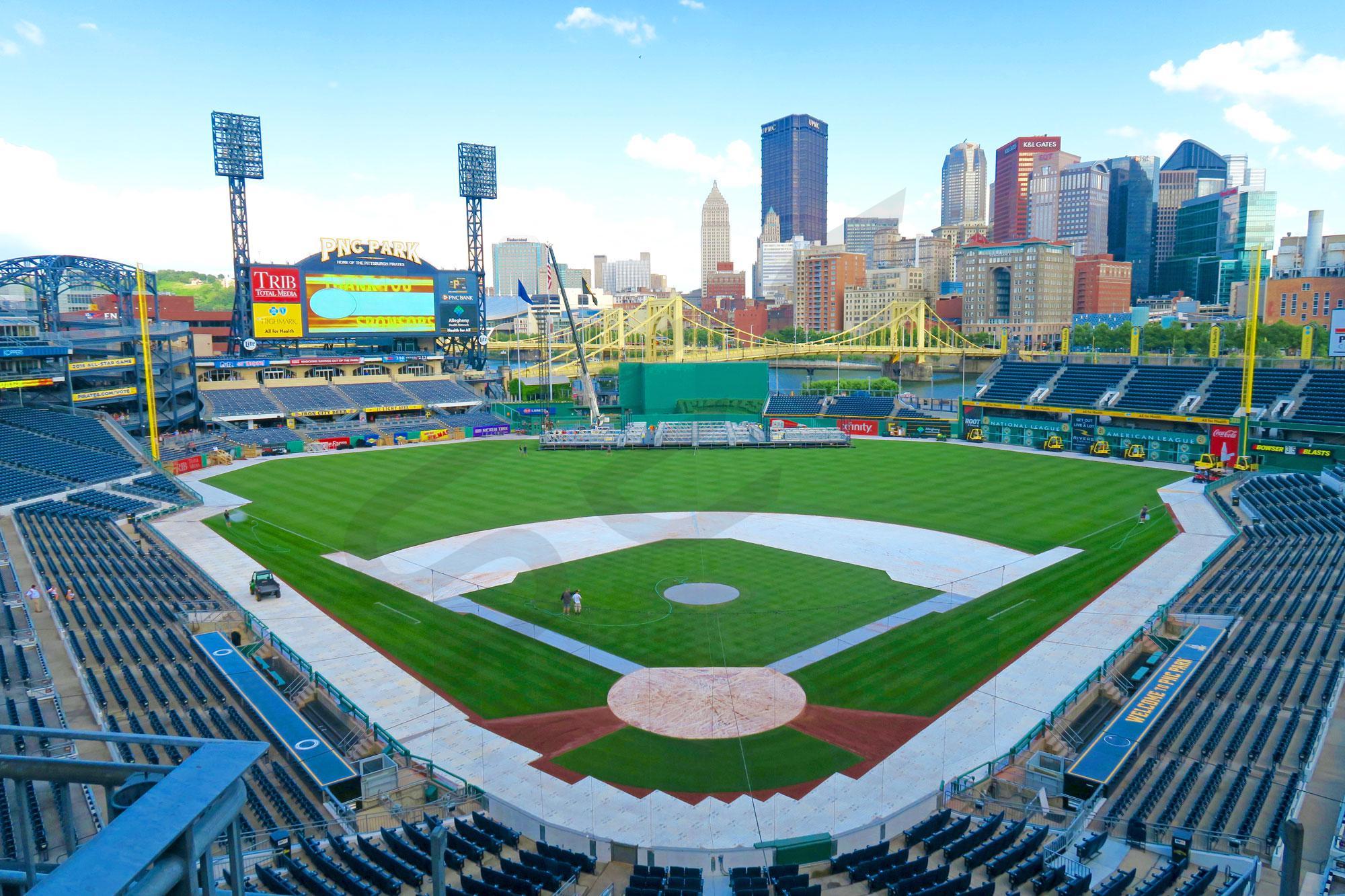 Pittsburgh Pirates Suite Rentals
