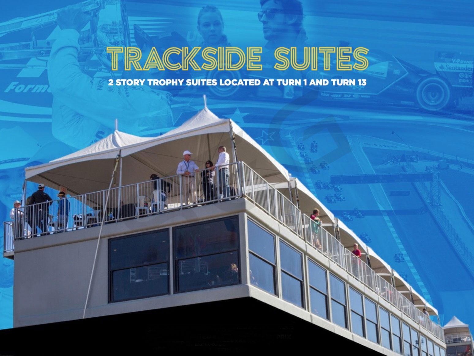 Trackside Suites