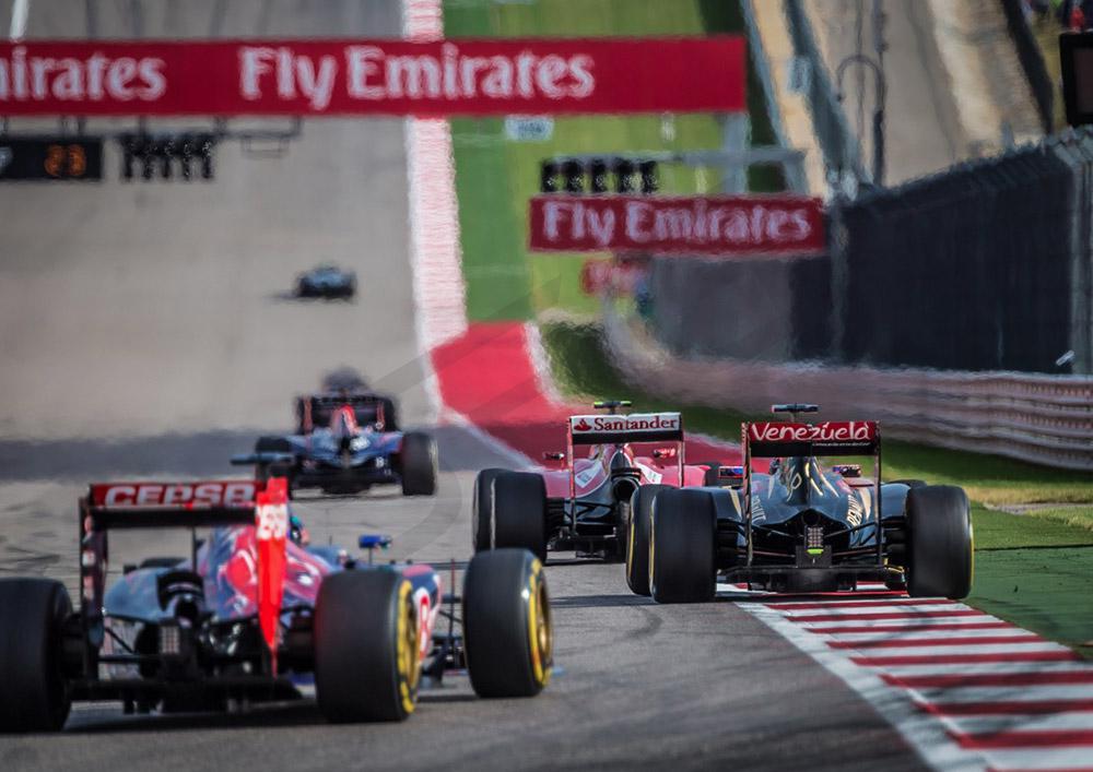 US Grand Prix at COTA