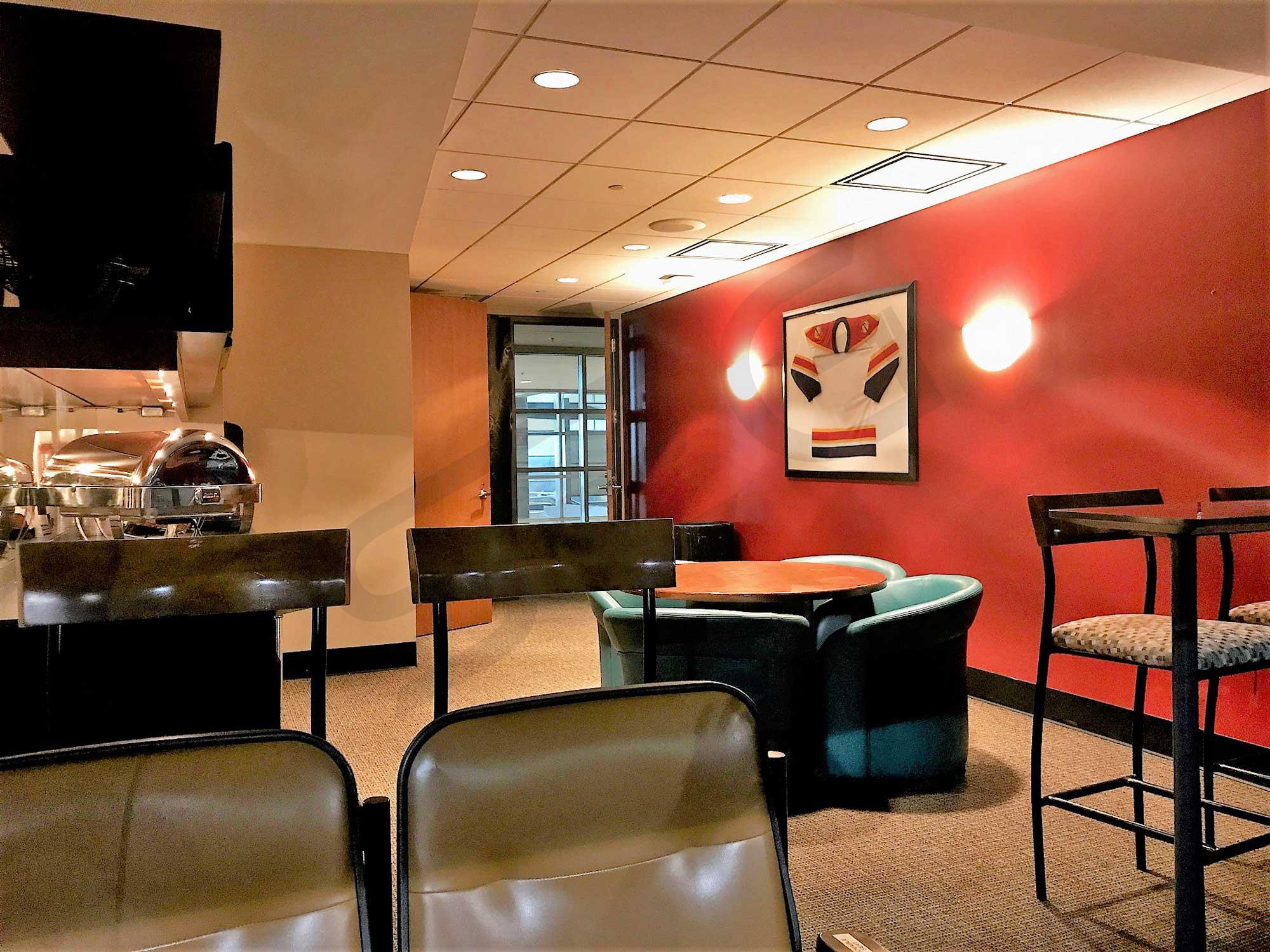 Private Luxury Suite Interior