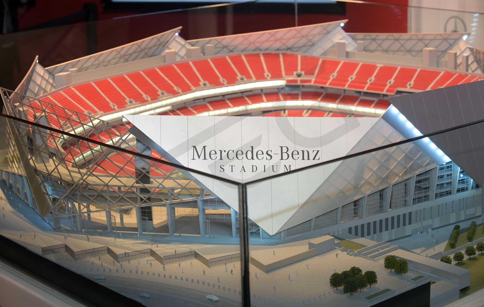 Mercedes benz stadium suites for rent suite experience group for Will call mercedes benz stadium