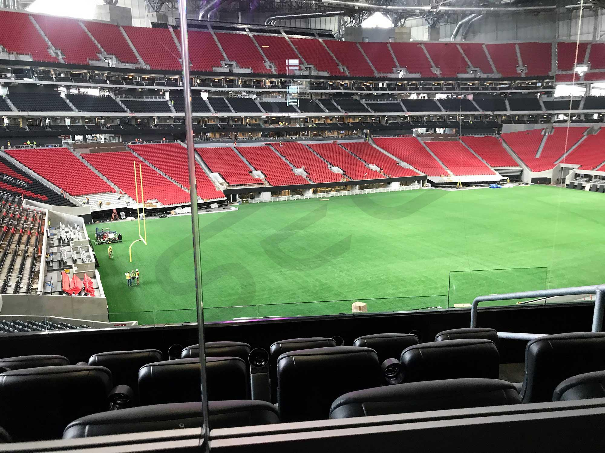 atlanta falcons suite rentals mercedes benz stadium