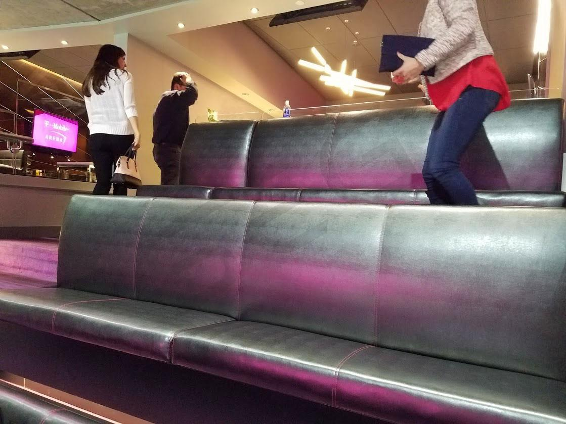 T-Mobile Arena Luxury Suite Seating