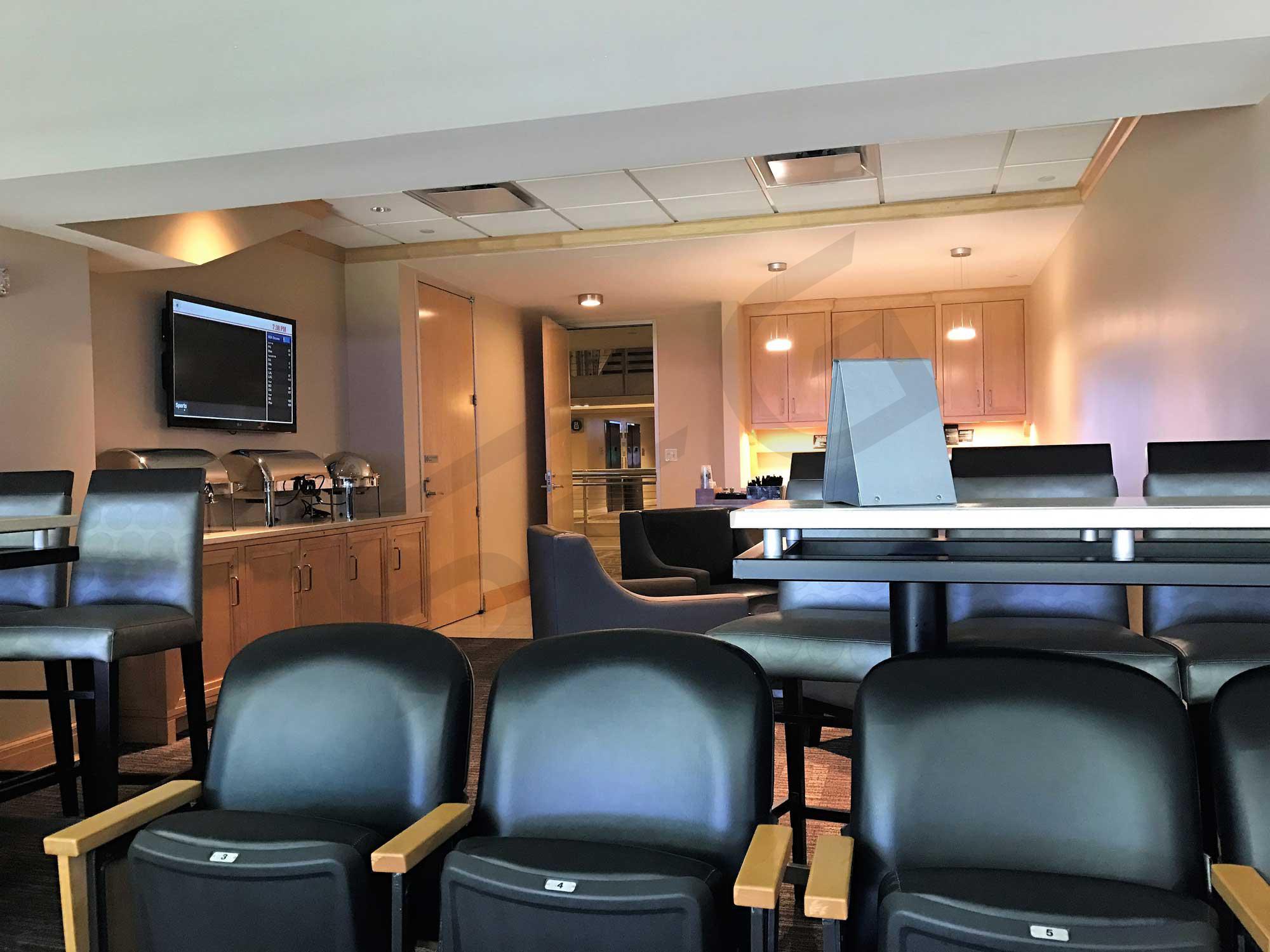 Dallas Mavericks Suite Rentals American Airlines Center
