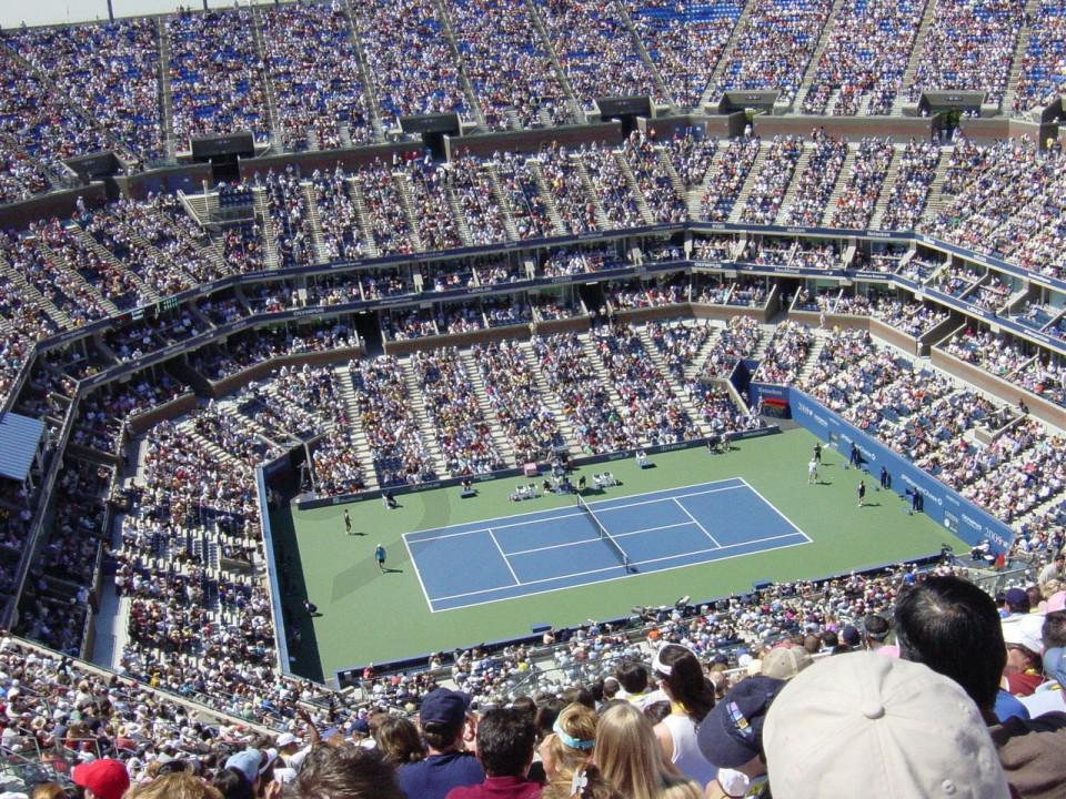 Us Open Tennis Championship Suite Rentals Arthur Ashe Stadium - Us-open-tennis-grounds-map