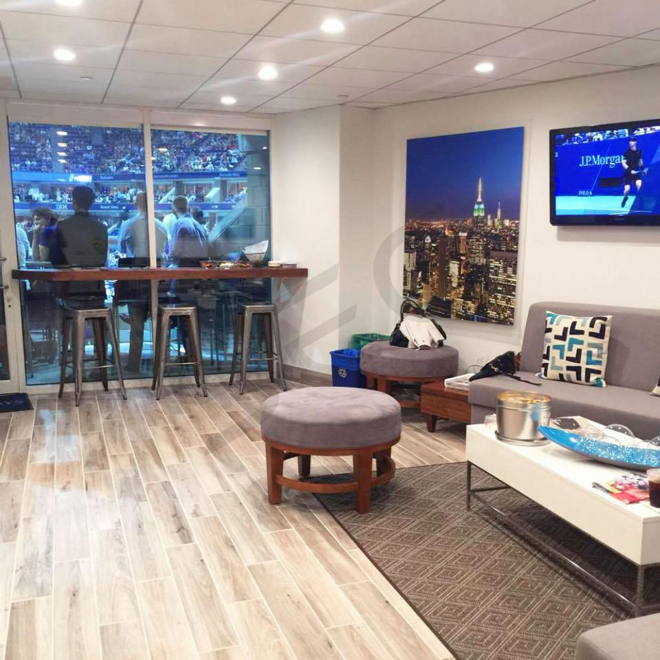 Us Open Tennis Championship Suite Rentals Arthur Ashe Stadium - Us-open-tennis-center-map