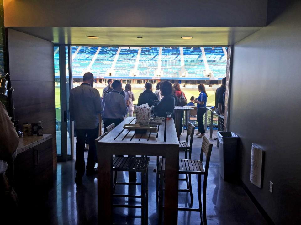 San Jose Earthquakes Suite Rentals Avaya Stadium
