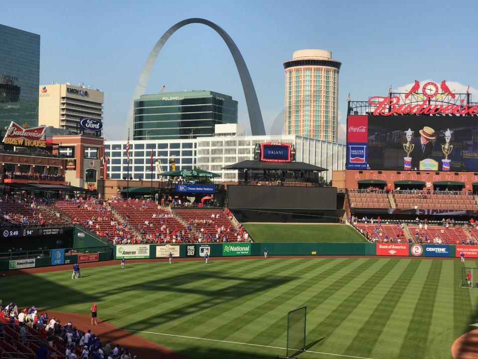 St Louis Cardinals Suite Rentals Busch Stadium