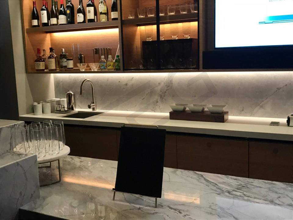 Chase Center Club Suite Private Bar