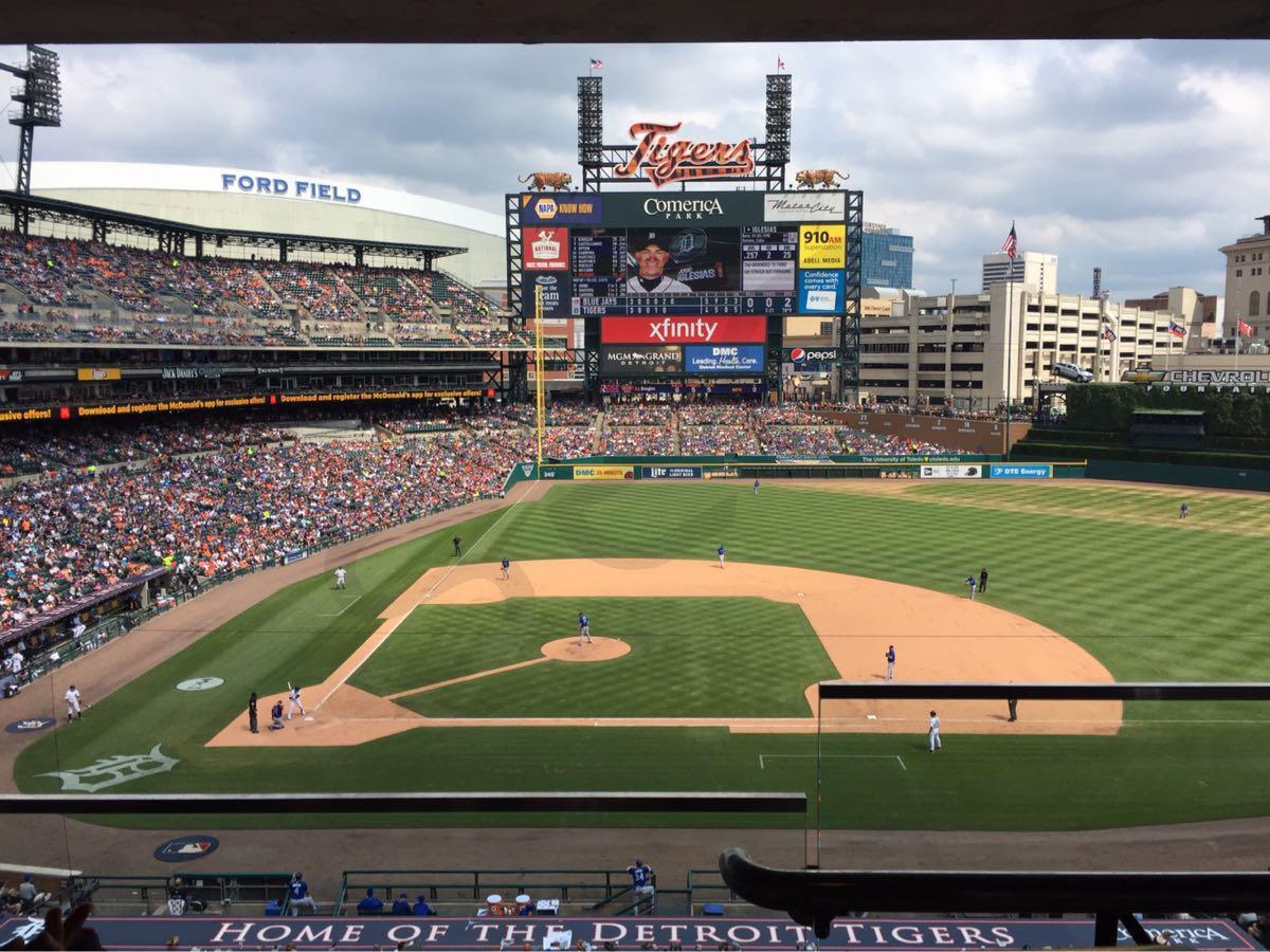 Detroit Tigers Vs Oakland Athletics Suites For Rent