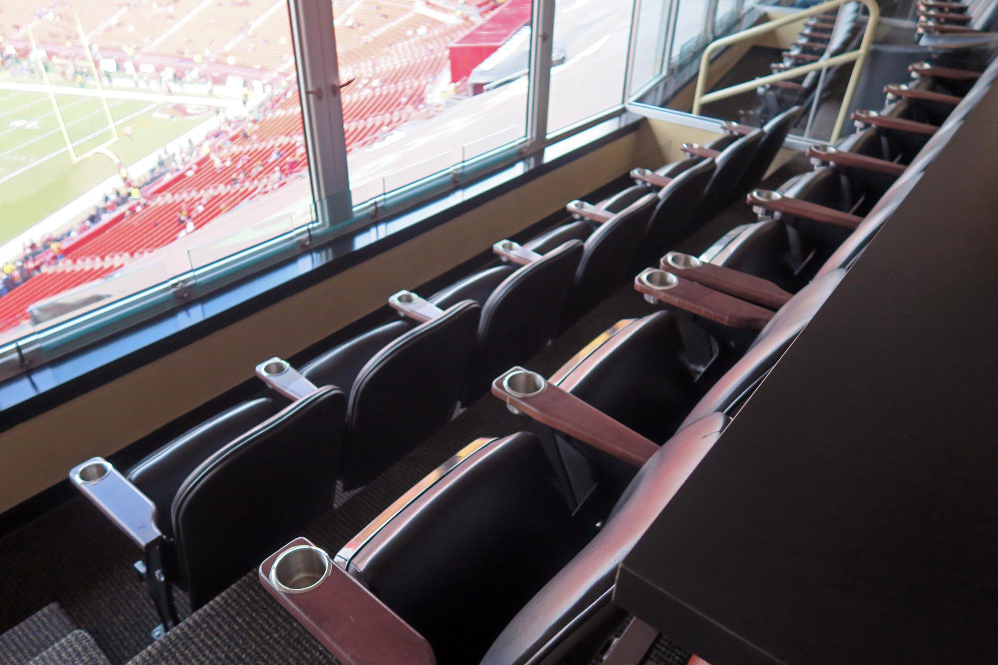 Washington Redskins vs  Detroit Lions Suites | Nov 24