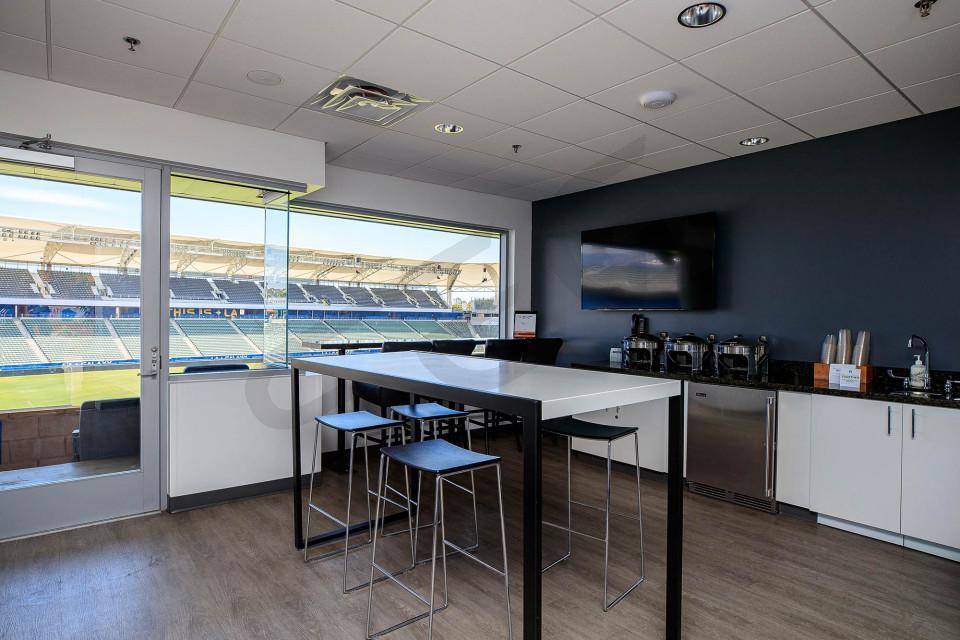 Los Angeles Galaxy Suite Rentals | Dignity Health Sports Park
