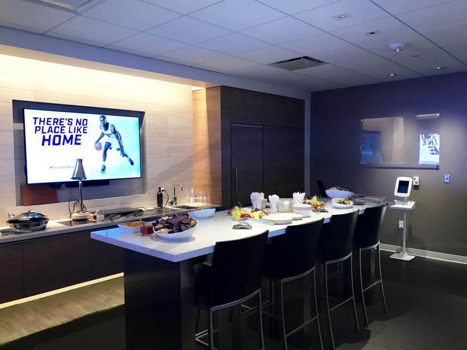 Golden 1 Center Suite Rentals Suite Experience Group