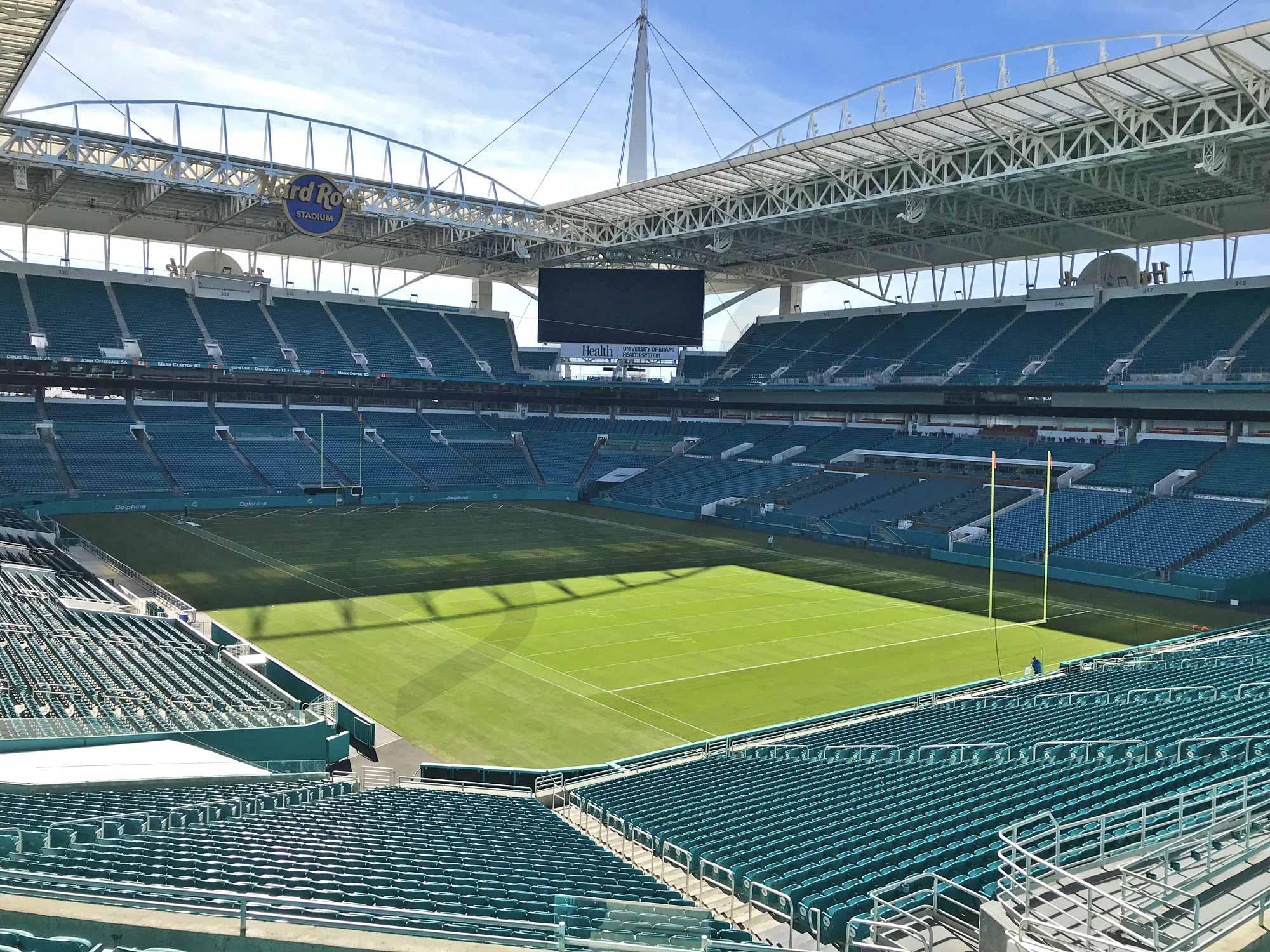 hard rock stadium suite rentals | suite experience group