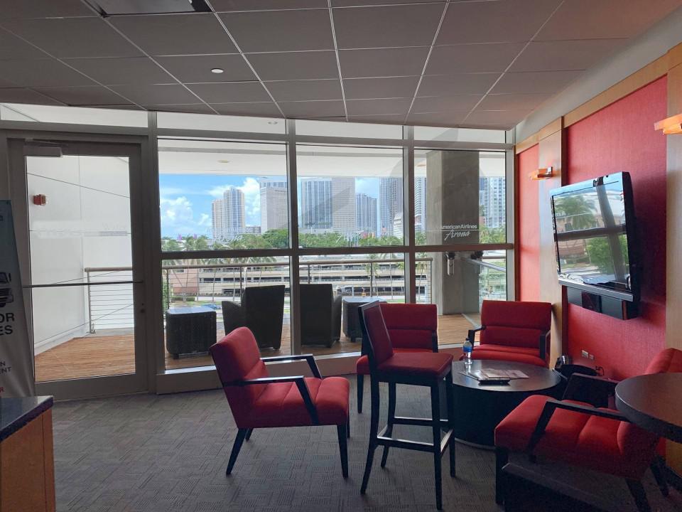 Miami Heat Suite Rentals | American Airlines Arena