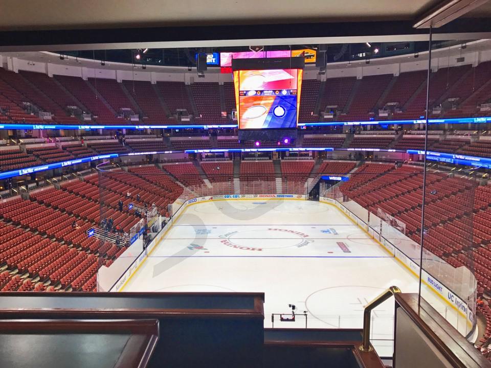 Anaheim Ducks Suite Rentals Honda Center
