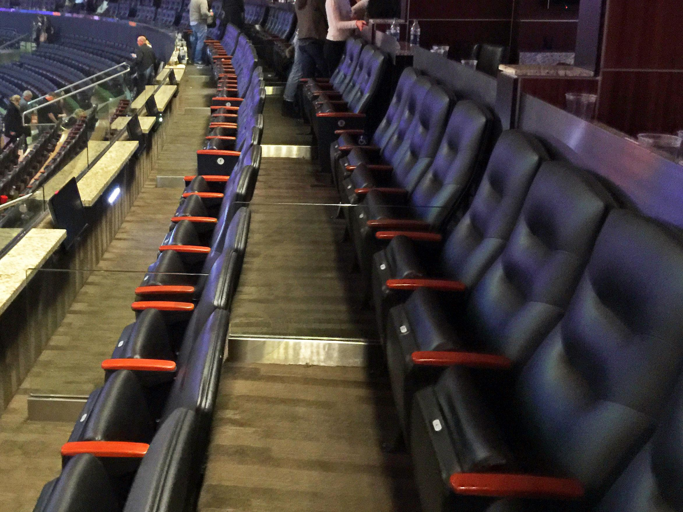 New York Knicks Suite Rentals Madison Square Garden