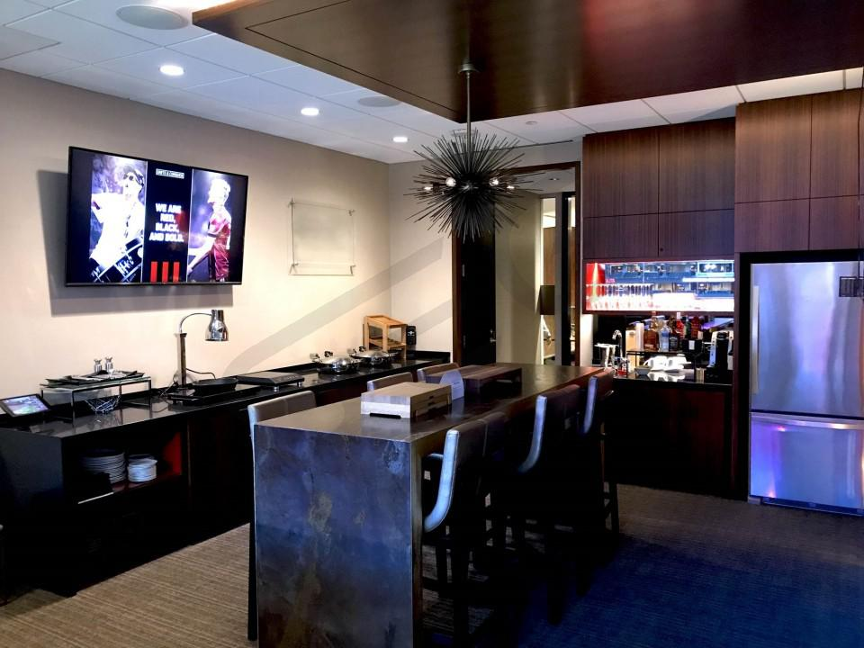 Atlanta Falcons Suite Rentals | Mercedes Benz Stadium